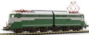 Italian Electric locomotive E 646 013 of FS