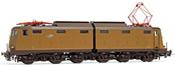 Italian Electric locomotive E 646 033 of the FS (DCC Sound Decoder)