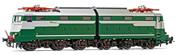 Italian Electric locomotive E 646 019 of the FS