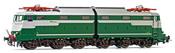 Italian Electric locomotive E 646 019 of FS (DCC Sound Decoder)