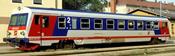 Austrian Diesel railcar series 5047 of the ÖBB (DCC Sound Decoder)