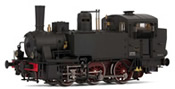 Italian Steam locomotive Gr. 835 of the FS (DCC Sound Decoder)