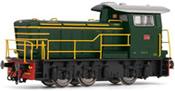 Italian Diesel locomotive class 245 of the FS