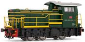 Italian Diesel locomotive class 245 of the FS (DCC Sound Decoder)
