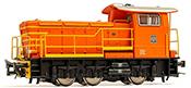 Italian Diesel locomotive class 250 2001 of the FS