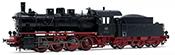 German Steam locomotive class 55.25 of the DB