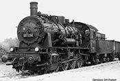 German Steam locomotive class 55.25 of the DB (DCC Sound Decoder)