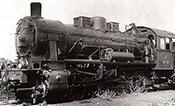 Italian Steam locomotive Gr. 460 of the FS (DCC Sound Decoder)