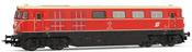 Swiss Diesel locomotive class 2050 of the ÖBB