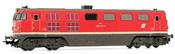 Swiss Diesel locomotive class 2050 of the ÖBB (DCC Sound Decoder)