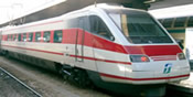 Set of 2 additional coaches for Italian ETR 480 of the FS; original livery