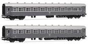 2pc Passenger Coach Set 59 type