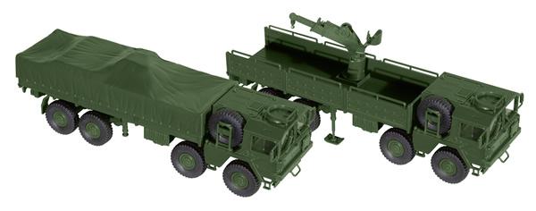 Roco 05098 - MAN Truck 454/464