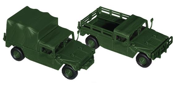 Roco 05145 - M 998/M 1038 wo/W HMMWV/Humvee