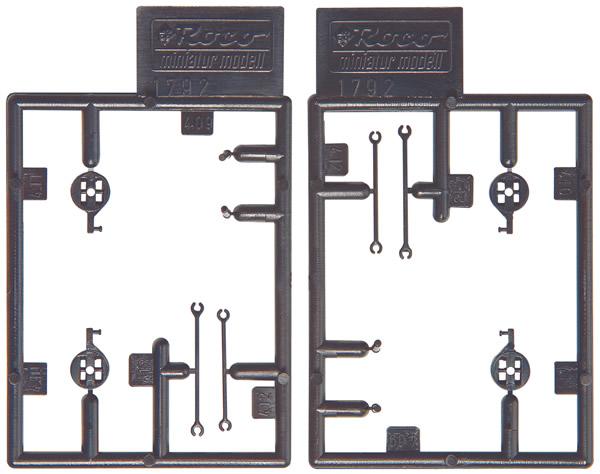 Roco 05199 - Steering accessory set