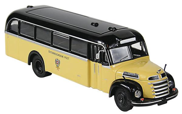 Roco 05372 - Austrian Post Sauer Bus Graf & Stift 145 FON