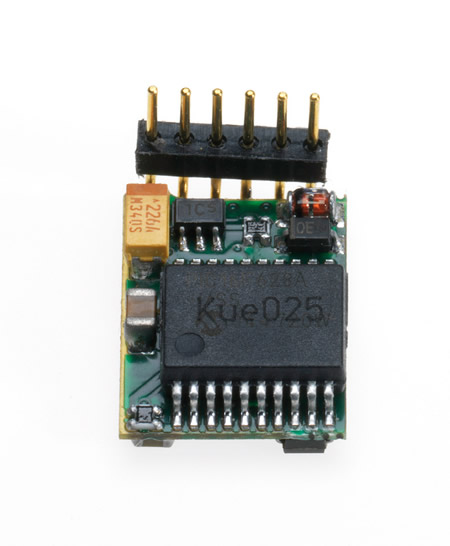 Roco 10735 - Mini decoder for H0e/ N