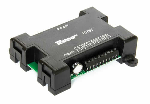 Roco 10767 - Analog to Digital turning loop module