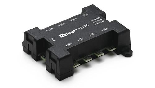 Roco 10775 - 8-fold turnout decoder