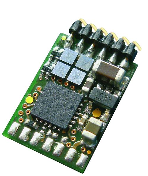 Roco 10886 - Straight plug decoder (NEM 651) feedback enabled