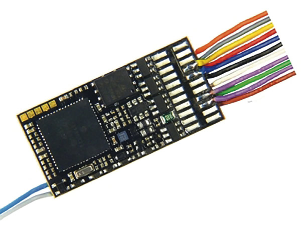 Roco 10890 - 8 Pin Decoder with Feedback