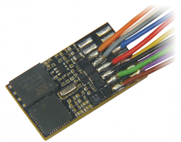 Roco 10892 - 8 Pin Decoder with Feedback