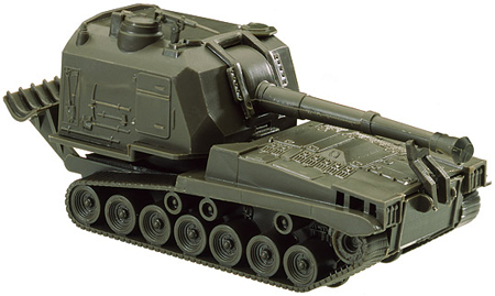 Roco 157 - Tank Gun M53