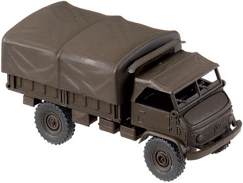 Roco 240 - Unimog S404/Bed BW