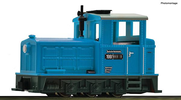 Roco 33204 - German Diesel locomotive BR 199