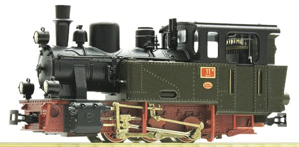 "Roco 33238 - German Steam locomotive ""12O"" of the RüKB"