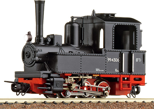Roco 33241 - H0e-Light Railway Steam Locomotive BR 99