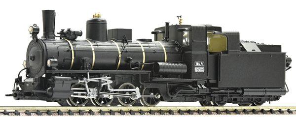 Roco 33273 - Austrian Steam locomotive Mh 4 of the NÖVOG