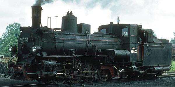 Roco 33276 - Austrian Steam Locomotive Class 399.02 of the ÖBB