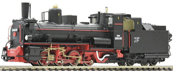 Roco 33277 - Austrian Steam Locomotive Class 399.02 of the ÖBB (Sound)
