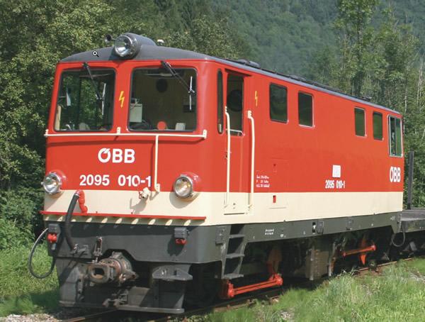 Roco 33292 - Diesel locomotive 2095 010, ÖBB
