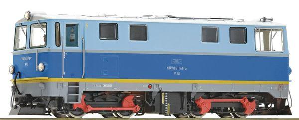 Roco 33317 - Austrian Diesel locomotive V 15 of the Növog