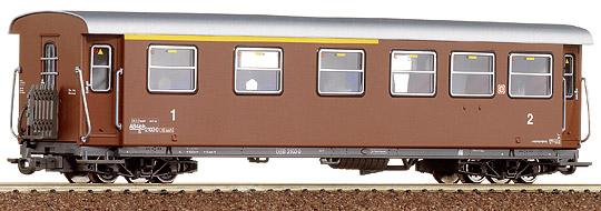 Roco 34003 - Passenger Car Mariazeller AB brown