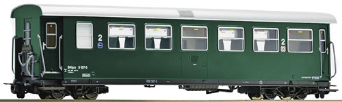 Roco 34028 - Narrow gauge - 2nd class passenger wagon, ÖBB