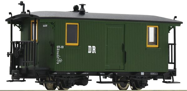 Roco 34048 - Luggage Car