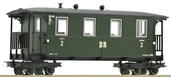 Roco 34060 - Passenger coach, DR