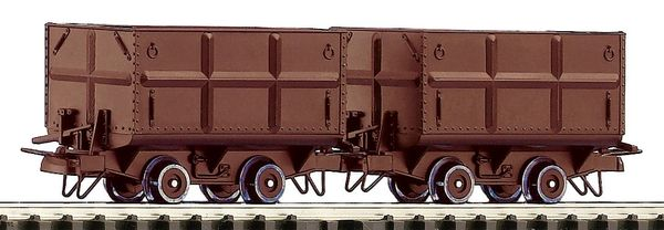 Roco 34499 - 2 Piece Side Tipping Wagons Set