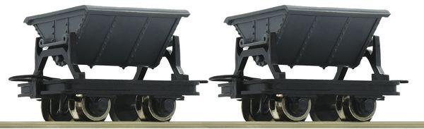 Roco 34600 - 2 Unit Tipping Truck Set