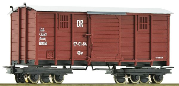 Roco 34622 - Box goods wagon, DR