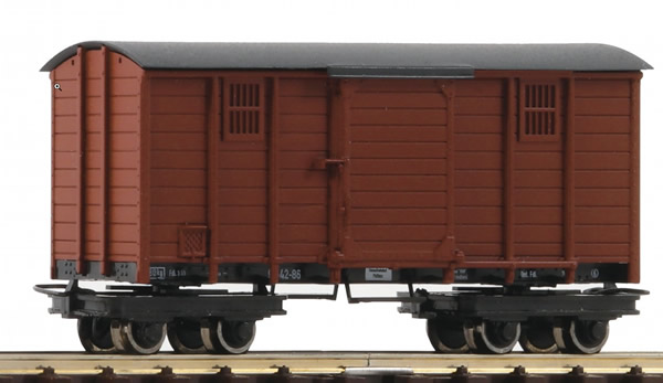 "Roco 34623 - Box goods wagon ""Waldbahn"""