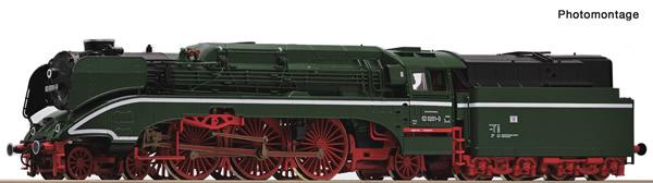 Roco 36035 - Steam locomotive 02 odf the DDR
