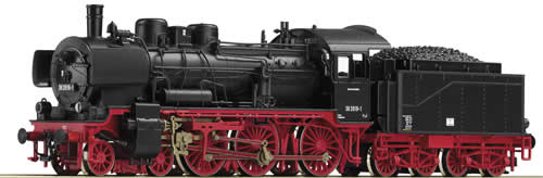 Roco 36047 - Steam locomotive BR 38, DR, sound
