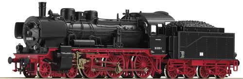 Roco 36047 - Steam locomotive BR 38, DR, sound