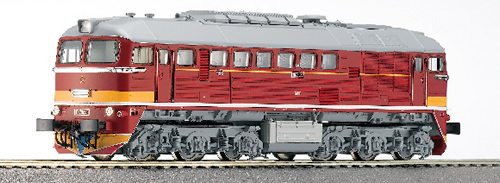 Roco 36240 - Diesel locomotive T679 of the CSD