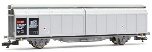 Roco 37544 - Sliding wall wagon SBB