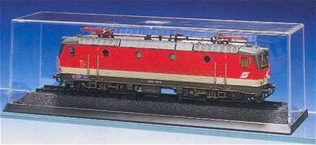 Roco 40025 - Display case 238x75x75mm